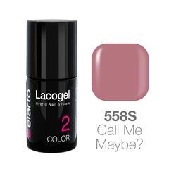 Lakier hybrydowy Lacogel nr 558S - Call Me Maybe? 7ml