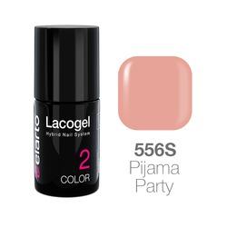Lakier hybrydowy Lacogel nr 556S - Pijama Party 7ml